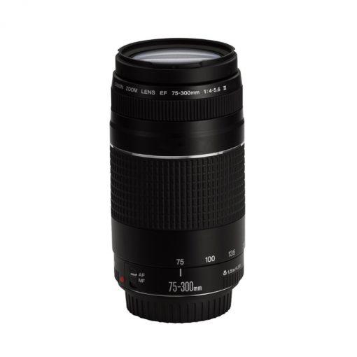 lentecanonef75-300mmf4-5.6III