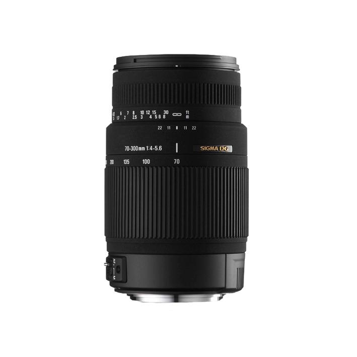 lentesigmaparacanon70-300f4-5.6dg
